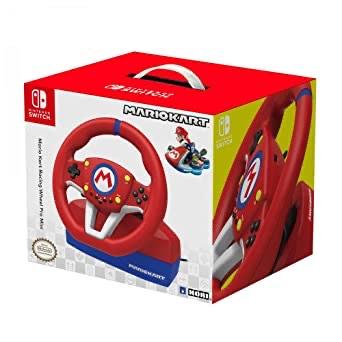 [Prime] HORI Mario Kart Lenkrad Mini