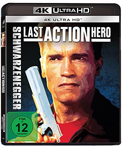 [Amazon Prime] Last Action Hero 4K Ultra HD Blu-ray