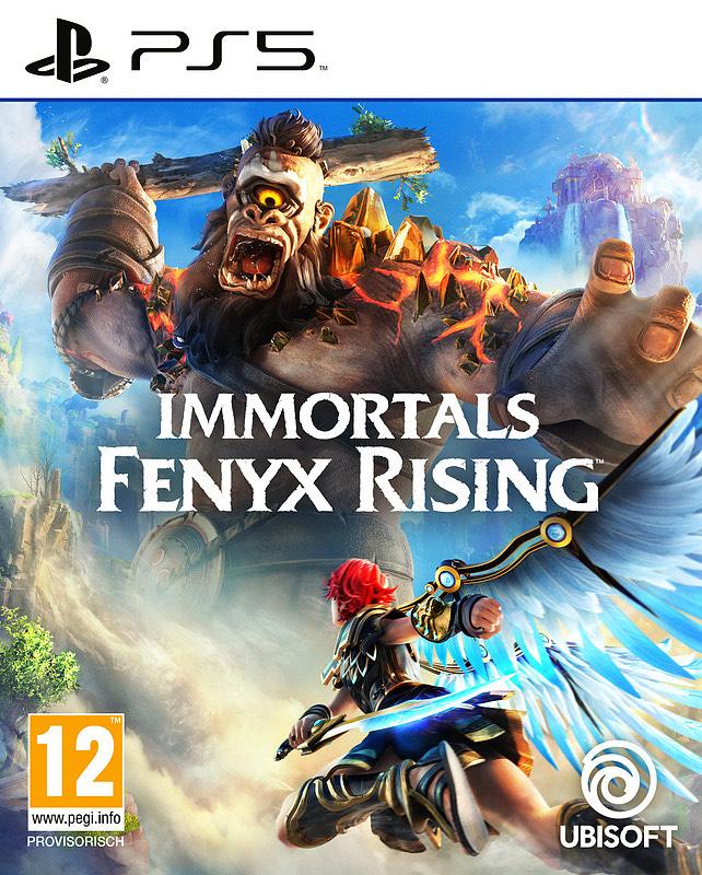 Immortals Fenyx Rising - Standard Edition - [PlayStation 5]