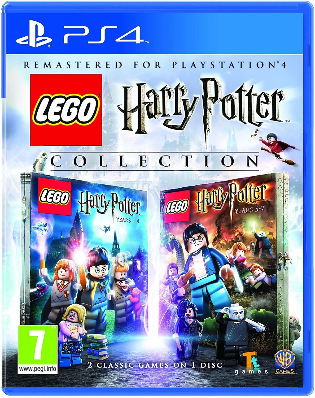 LEGO Harry Potter Collection (PS4) [Amazon.co.uk]