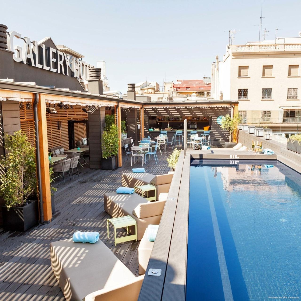 Barcelona: 2 Nächte - 4*Gallery Hotel - Doppelzimmer inkl. Frühstück, Upgrade, Late Check-Out / gratis Storno / Juni ´21 bis April ´22