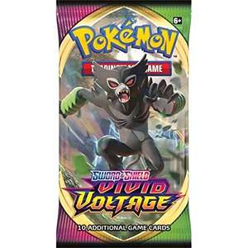 Pokemon Booster Vivid Voltage