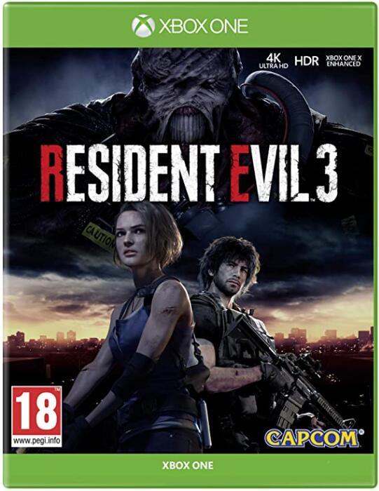 Resident Evil 3 Remake (Xbox One) für 16,92€ (Amazon UK)