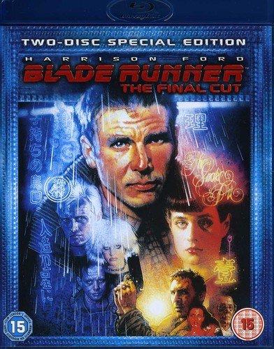 Blade Runner - The Final Cut [Blu-ray] mit deutschem Ton (Prime)