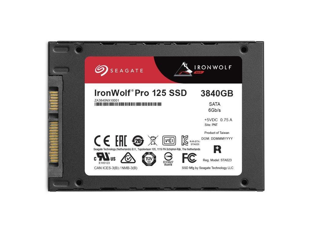 Preisfehler Seagate Ironwolf 4TB SSD (NAS geeignet)