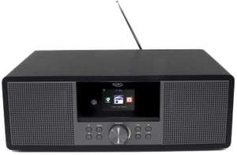 Internet-Radio Xoro HMT 600, Internet, DAB, DAB+, FM, CD-Player, 20 Watt, FLAC, MP3,WAV, WMA, TFT-LCD, Spotify-Connect für 89 Euro [Real]