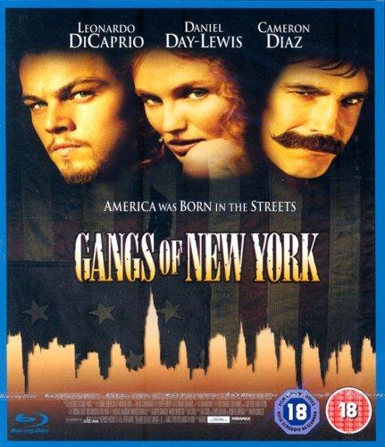 Gangs Of New York Blu-ray (Englisch) mit Amazon Prime