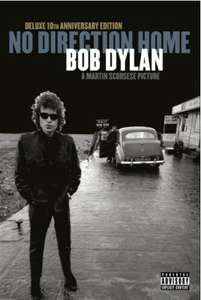 [Amazon Market] No Direction Home - Bob Dylan 10th Anniversary Edt. (Limited Deluxe Boxset) [DVD & Blu-Ray] (Streams siehe Kommentare)