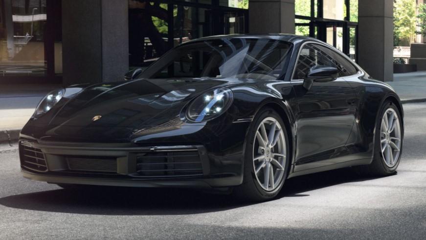 Porsche 911 Carrera Coupé Leasing-Angebot 911€ mtl. brutto (765,55€ netto) im Monat LF: 0,84