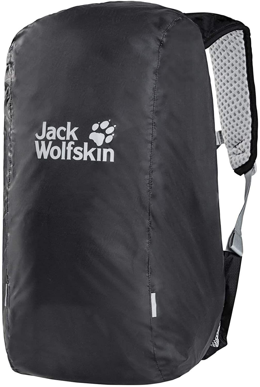 Jack Wolfskin Unisex– Erwachsene Regenhülle-8002741 Regenhülle, Phantom, One Size [Amazon Marketplace]