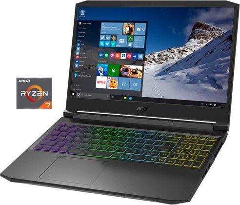 [otto.de] Acer Gaming-Notebook 15 Zoll - Ryzen 7-5800H - 16GB - RTX 3070 - SSD 1000GB