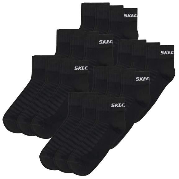 Skechers Unisex Socken Mesh Ventilation im 18er Aktionspack für 21,89€ (Gr. 35 - 49, Quarter, Sneaker oder Regular)