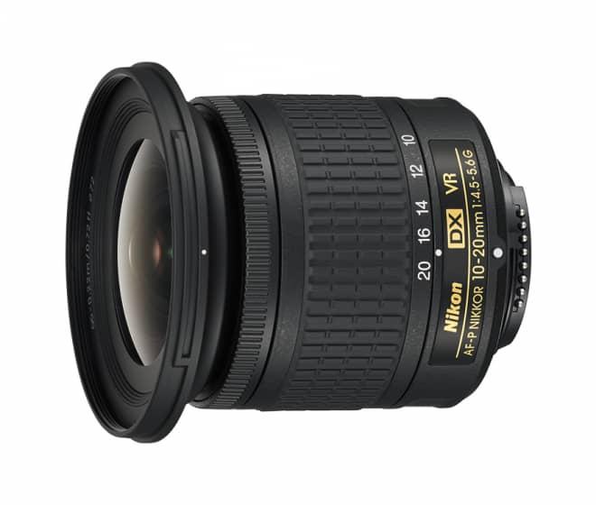 Nikon AF-P Nikkor DX 10-20 mm 1:4,5 - 5,6 G VR Ultra Weitwinkel Zoom Objektiv
