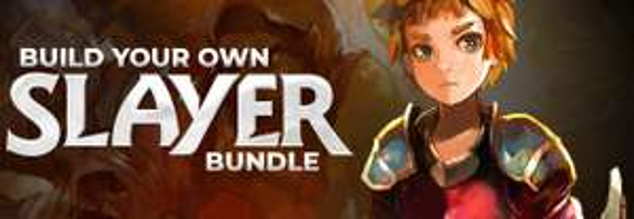 [Steam] Fanatical - Build Your Own Slayer Bundle