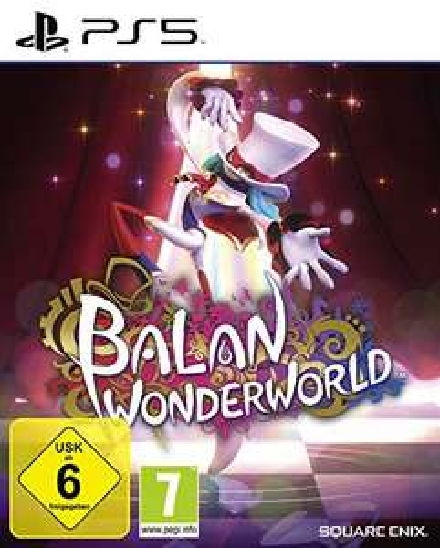 [Amazon Prime] Balan Wonderworld (PS5)