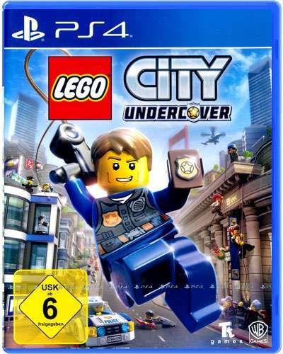 Videospiele Sammeldeal z.B LEGO City: UndercoverPS4 [Hitseller]