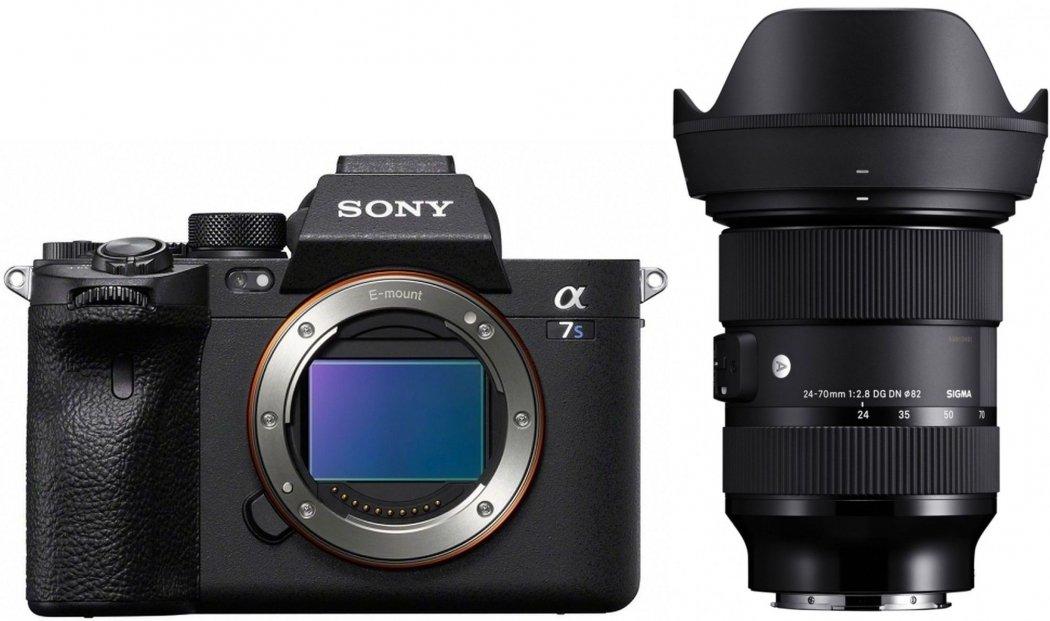 Sony A7S III + Sigma 24-70mm f2,8