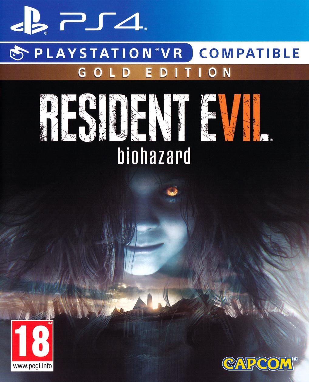 Resident Evil 7: Biohazard - Gold Edition (PS4) für 14,78€ (Amazon UK)