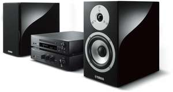 Cosse (Onlineshop): Yamaha Grand MusicCast MCR-N870D - Kompaktanlage - Farbvarianten: Schwarz-Schwarz//Schwarz-Silber