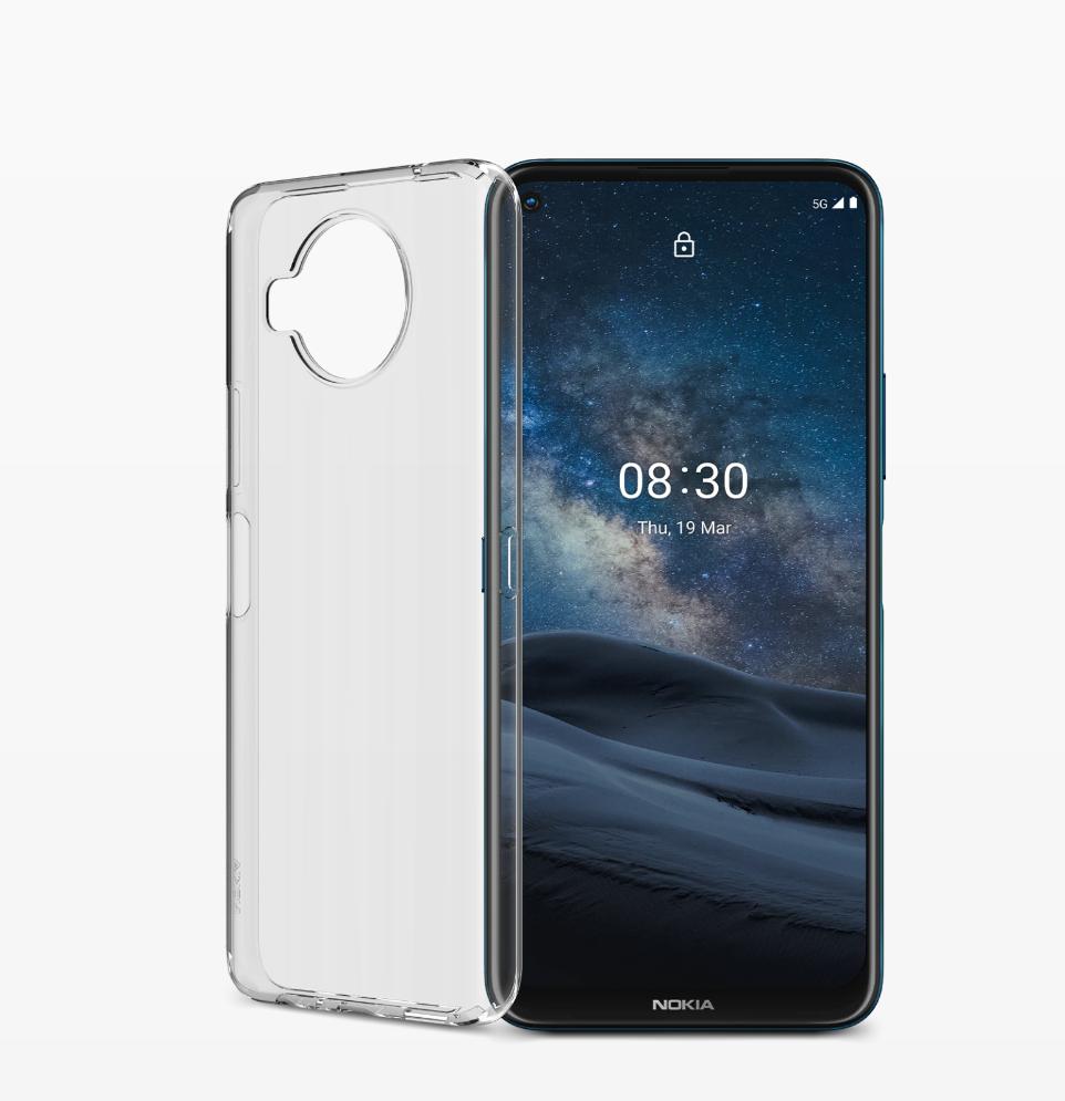 Nokia 8.3 5G | 6/64 GB + Nokia 8.3 5G Clear Case