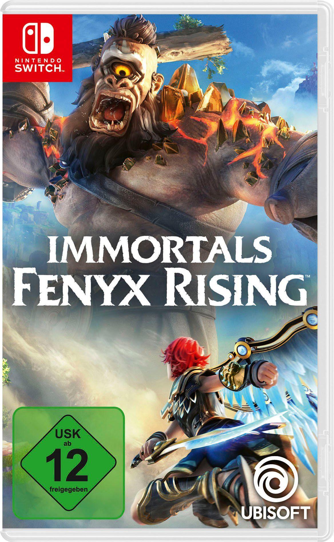 Immortals Fenyx Rising (Switch) ab 24,10€ (Base) oder für 26,98€ (Ubisoft Store)