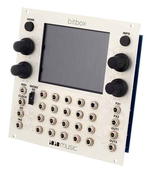 1010music bitbox MK1, Sampler und Looper Eurorack Modul [Musikinstrumente]