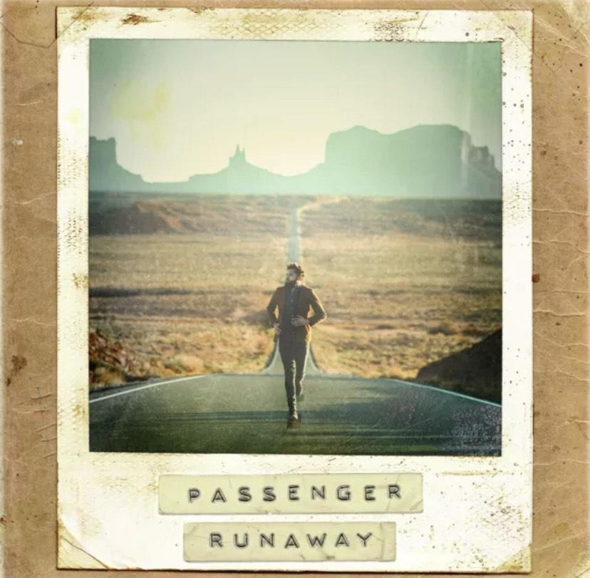 Passenger - Runaway (Vinyl) - nur noch 3 Stück verfügbar!