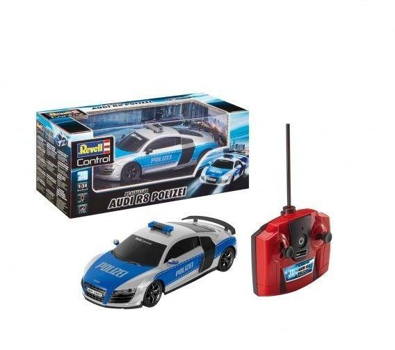 Revell Audi R8 Police 1:24 (24657) [Amazon Prime]