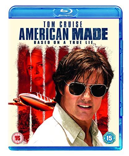Barry Seal - Only in America [Blu-ray, UK-Import] mit deutschem Ton (Prime)