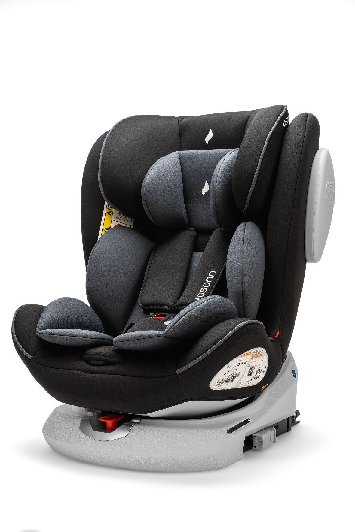 Osann Four360 Kinderautositz 0-12 Jahre max 36 kg, Kaufland