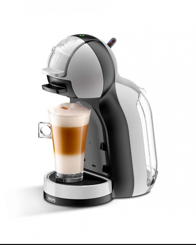 Krups Nescafé Dolce Gusto Mini MeKP 123B (6x5€ Kapsel-Rabattcoupon), Kaufland