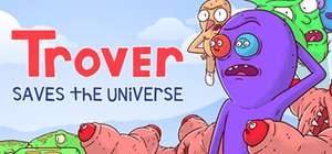 [STEAM] Trover Saves the Universe - 10.000 Keys Giveaway @Alienware Arena