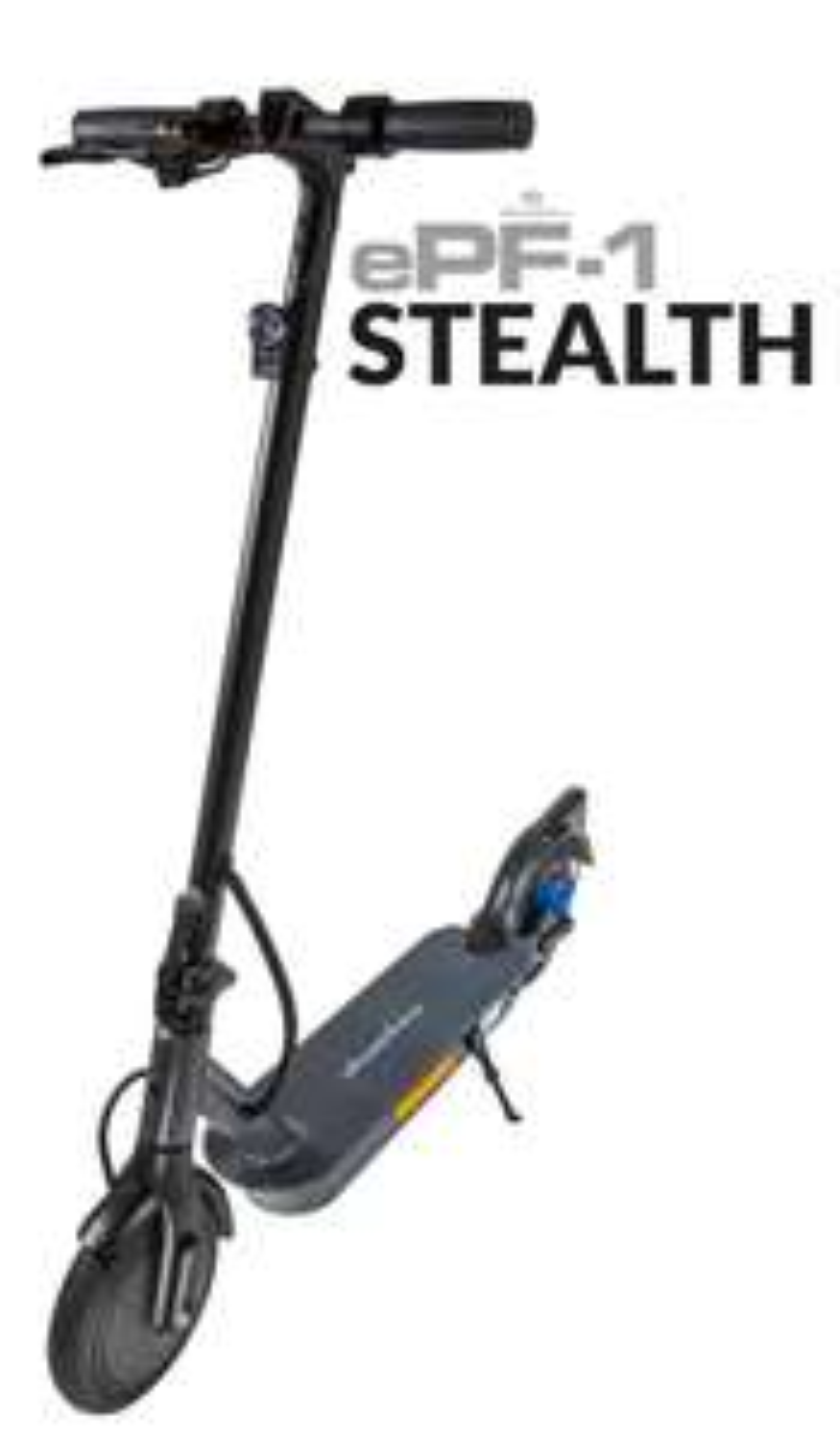 """Vorbestellung ePF-1 E-Scooter """"Stealth"""" oder """"Blue"""" mit ABE"""