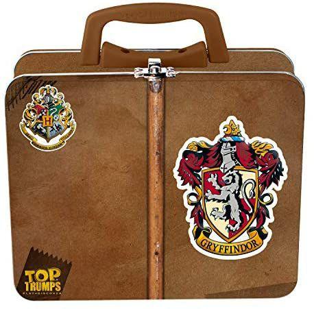 Top Trumps Harry Potter Gryffindor Collector's Kartenspiel, in einer Kofferdose, ab 2 Spieler(Englisch) [Amazon Prime]