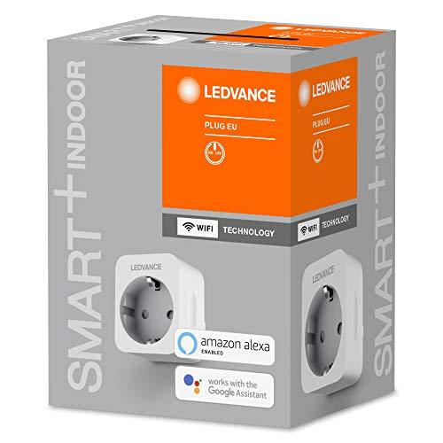 4x LEDVANCE Smart+ Steckdose WiFi