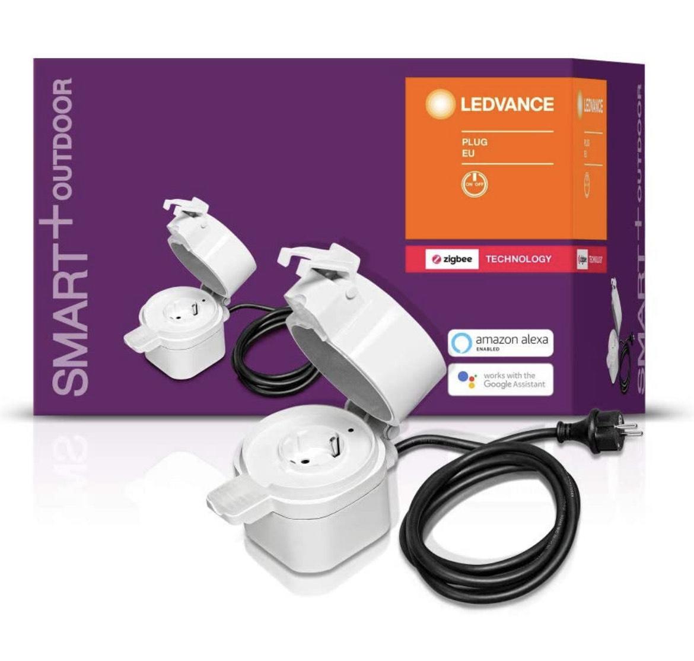 LEDVANCE Smart+ Outdoor Plug, Zigbee