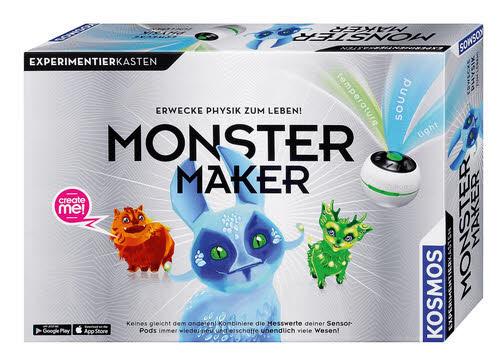 Monster Maker Experimentierkasten