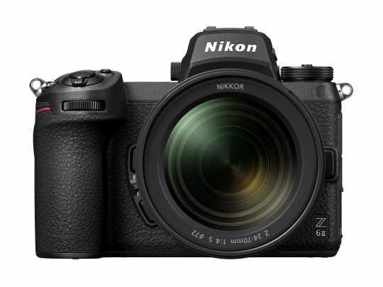 Nikon Z6 II inkl. 24-70 f4 zum Schnäppchen Preis
