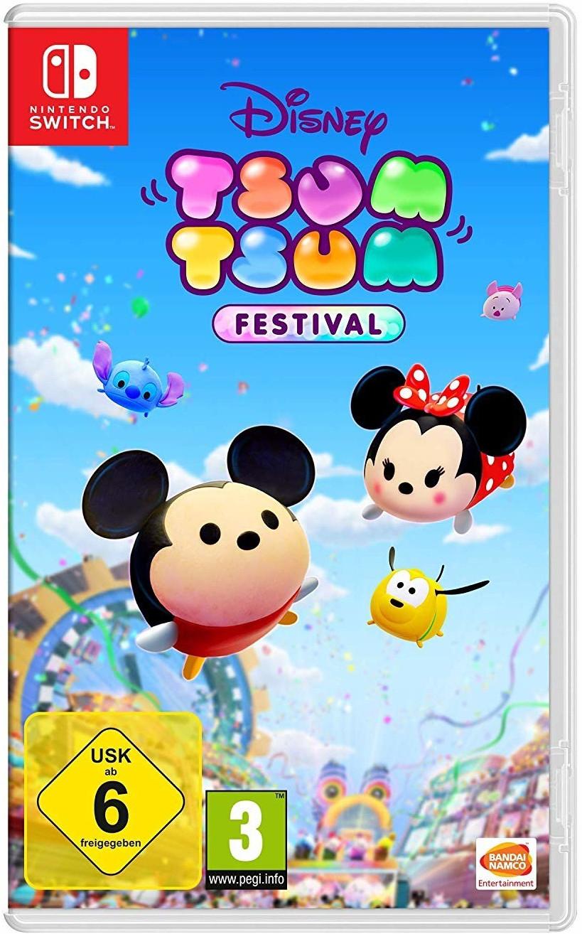Disney Tsum Tsum Festival für Nintendo Switch