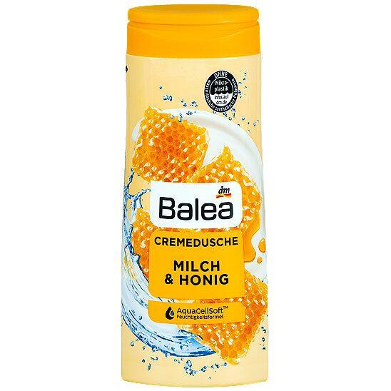 [Weiterstadt] DM Loop5 - Gratis Coupon für Balea Cremedusche Milch & Honig im Briefkasten