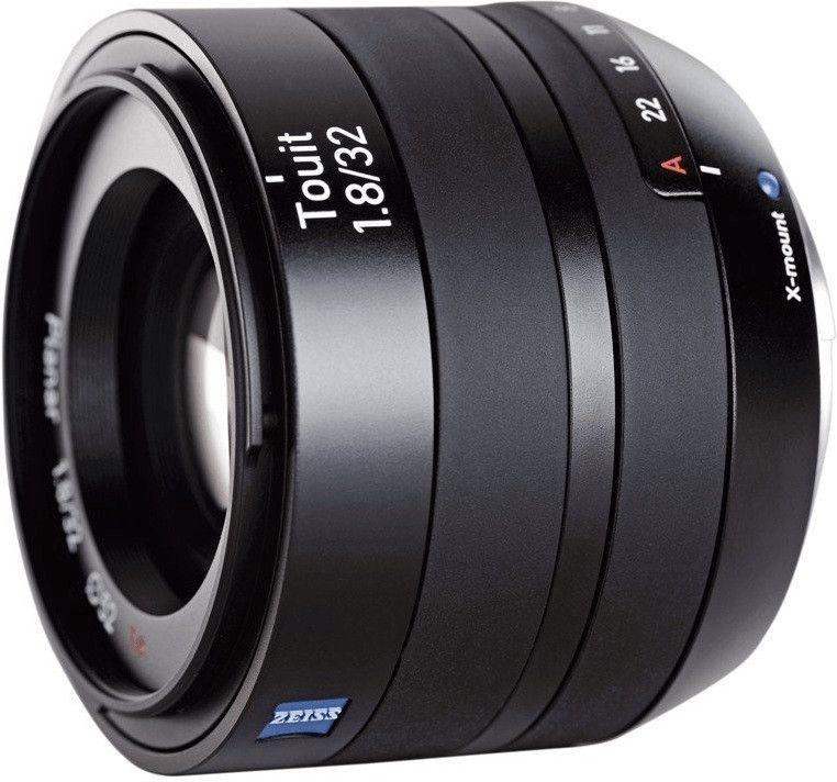Zeiss Touit 32mm F1,8 Objektiv für Fujifilm X Mount