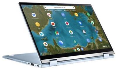 """ASUS Chromebook Flip 14"""" FHD m3-8100Y 8GB/128GB eMMC"""