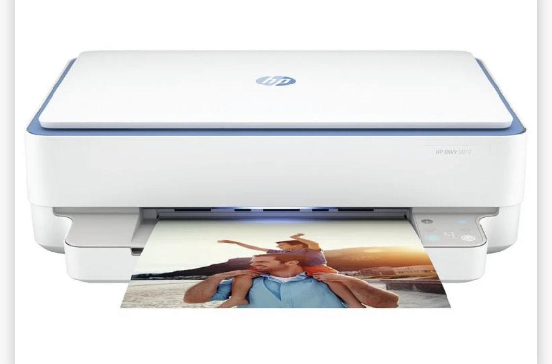 HP All-in-one Drucker Envy 6010