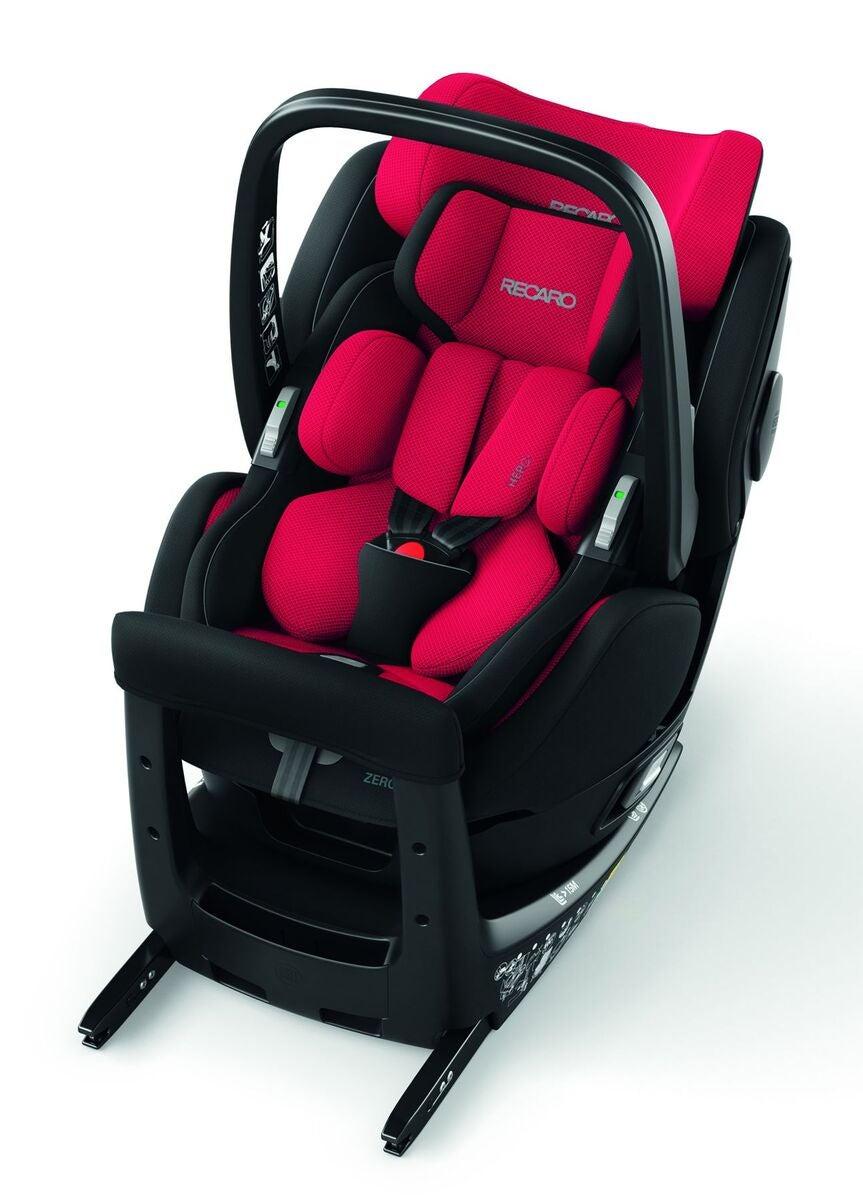 Recaro Zero 1 Elite i-Size Kindersitz