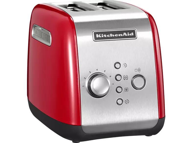 KitchenAid 5KMT221EER 2 Scheiben Toaster für 69,90€ (statt 94€)