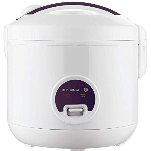 Reishunger Reiskocher & Dampfgarer mit Warmhaltefunktion [Amazon Prime]