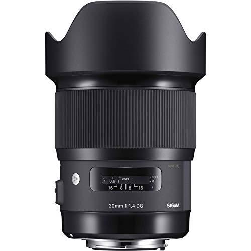 Sigma 20mm F1,4 DG HSM Art Objektiv für Sony-E Vollformat