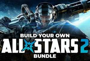 [Steam] Fanatical - Build Your Own All Stars 2 Bundle