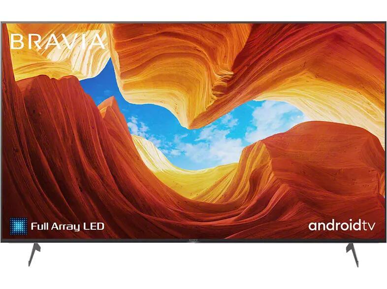 SONY KD-75XH9005 LED TV 1.328,90€ inkl. Versand