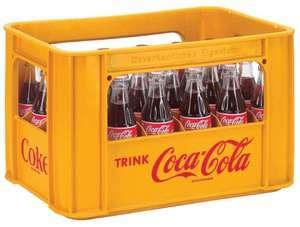 (Citti Märkte) Coca Cola Kasten 24x 0,2l Glasflasche für 9.99€ (auch Fanta,Sprite,Mezzo Mix) 9,99€ mit der Citti Card